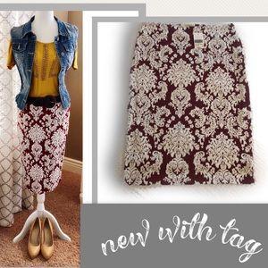 Dresses & Skirts - Bohme stretch pencil skirt